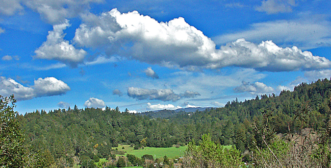 Scotts Valley Clouds